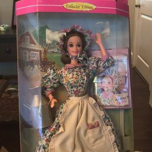 Pioneer Barbie 1995